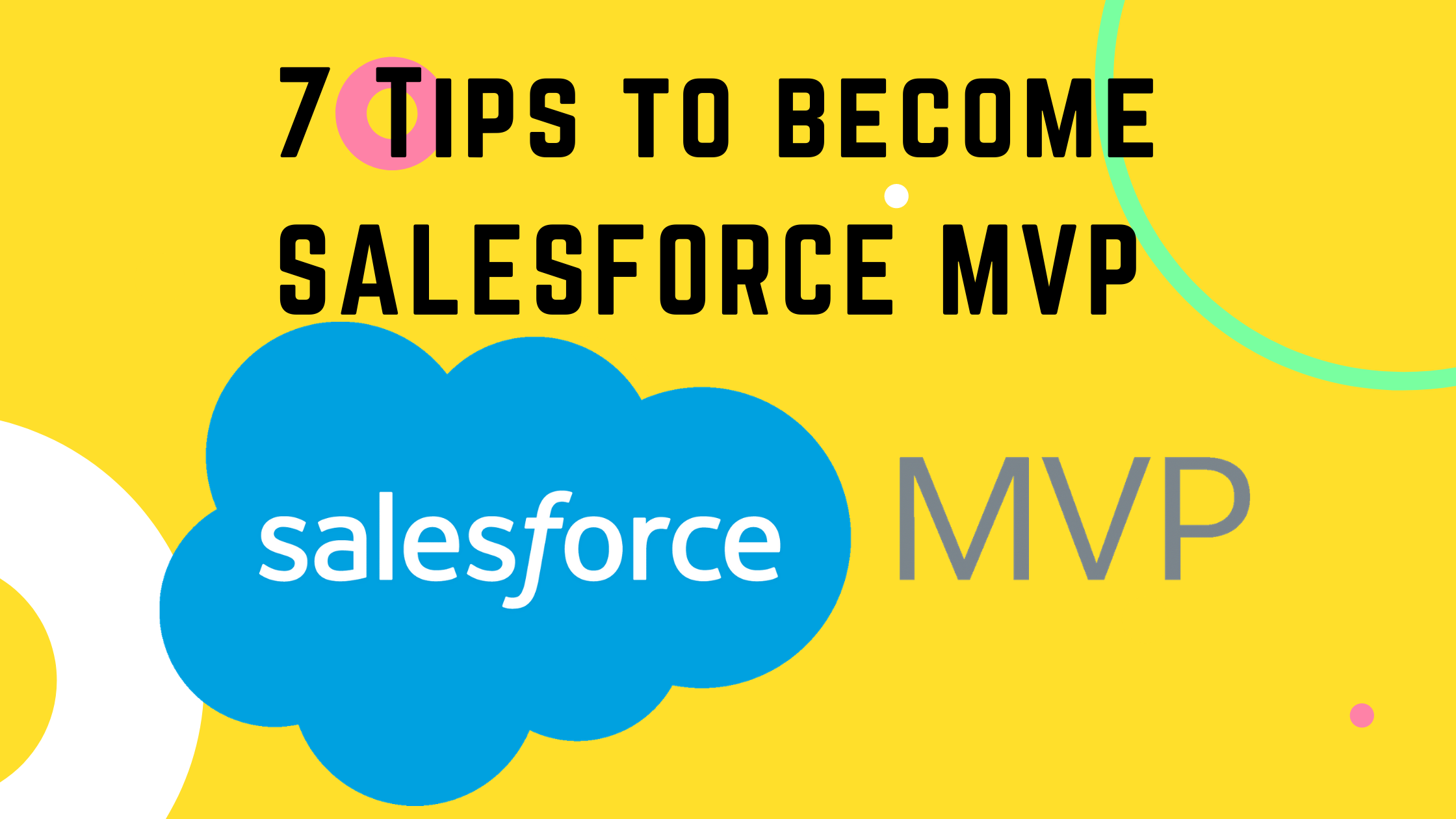 Saleforce MVP